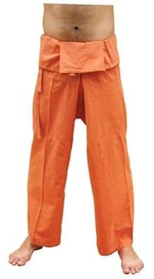 Yoga - Shiatsu - Fuji Mae - Pantalon Thai - 100% coton - Taille Unique