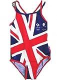 Oficial Equipo GB olímpicos Traje de baño de–tamaños 1–5años de Edad