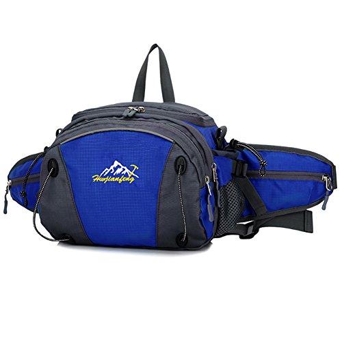 Tasche di sport all'aria aperta/ tasche di svago all'aperto/Coppia borse di massa/ impermeabile anti-theft borse-A F