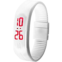 digital watch for student/[Fashion sports watch]/Couple casual watch-A