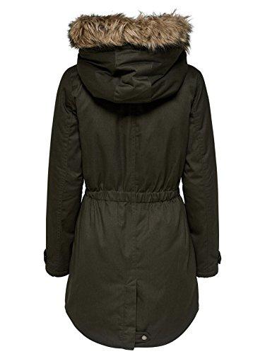 Only jacket Onlnew Sophia parka jacket Peat