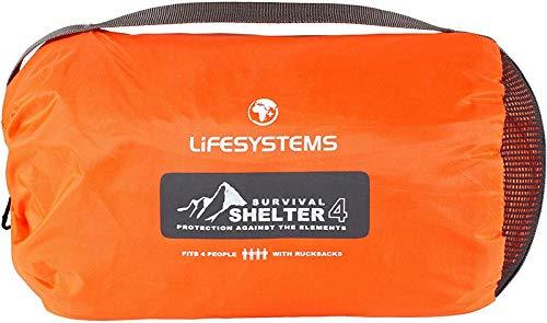 Lifesystems Unisex's LV4234 Bike Parts, Standard, One