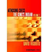 (ATTACKING CHESS: KING'S INDIAN, VOLUME 2) BY Vigorito, David(Author)Paperback on (07 , 2011)