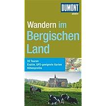DuMont aktiv Wandern im Bergischen Land (DuMont Wanderführer)