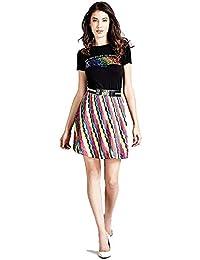Skirt Guess Para Falda Mujer Nazarena q0wvPX8