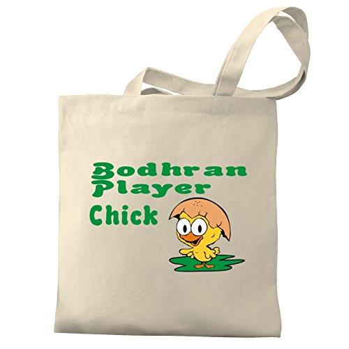 Eddany Bodhran Player chick Bereich für Taschen