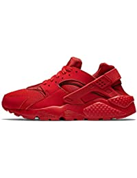 Nike Huarache Run (Gs), Chaussures de running entrainement homme