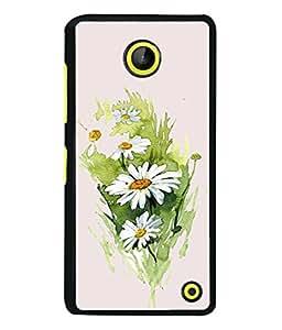 Fuson Designer Back Case Cover for Microsoft Lumia 630 (beautiful design wallpaper texture )