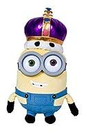 """Minions Peluche disguised/King occhi in plastica di buona qualità soft 12,59""""Regina di)-personage vestito"""" Minions, Cattivissimo Me film 2015"""