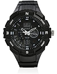 Horo (Imported) Analog-Digital Water Resistant Wrist watch (Japan Battery) 18 months Warranty