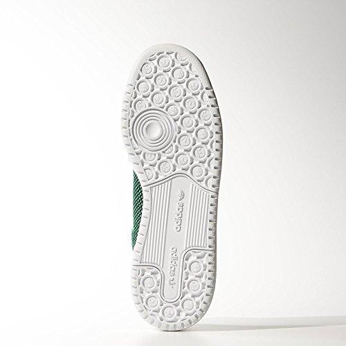 adidas Veritas Mid, sneaker homme Vert-Blanc