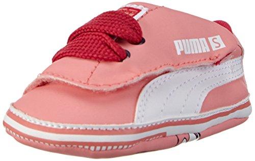 Puma Crib pack Tom & Jerry Unisex Baby Krabbelschuhe Pink (salmon rose-white 02)