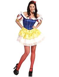 Secret Wishes Women's Adult Storybook Princess Costume