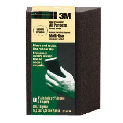 3M 3mcp-041Hand Schleifschwamm abgewinkelt Medium Pack