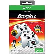 Energizer 2x Ladestation (inkl. 2 Akkus) - weiss