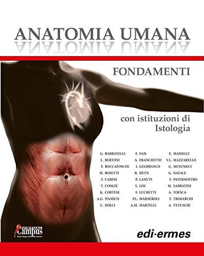 Zoom IMG-2 anatomia umana fondamenti con istituzioni