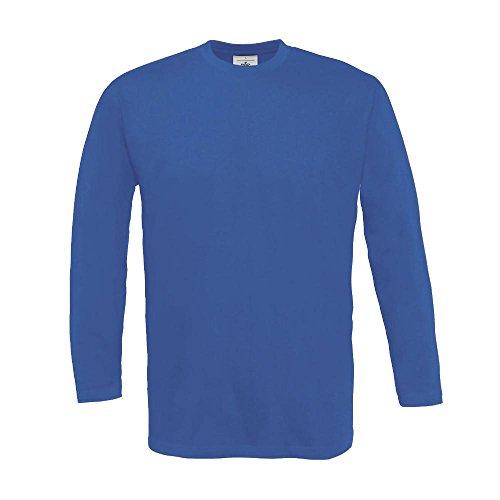 B&C - Longsleeve T-Shirt 'Exact 150 LS' Royal