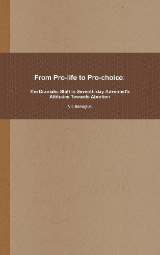 From Pro-life to Pro-choice: The Dramatic Shift in Seventh-day Adventist's Attitudes Towards Abortion