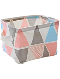 6d8601e7f747 fablcrew caja de almacenamiento soporte para joyas cosméticos organizador de  papelería caso para ropa de almacenamiento