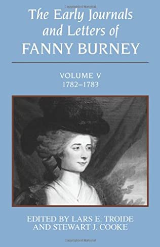 book cover of The Early Journals and Letters of Fanny Burney