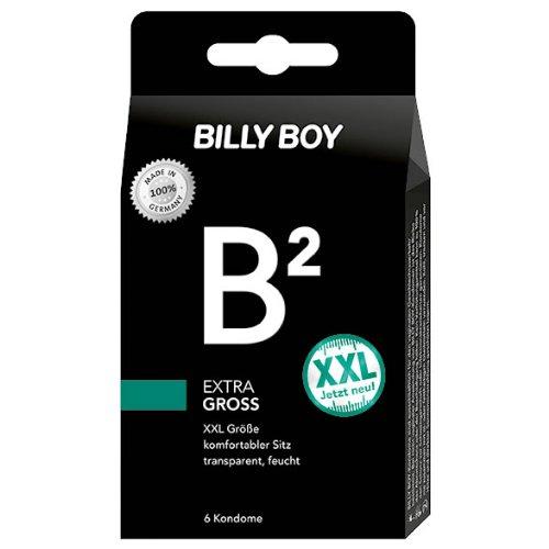 Billy Boy B² Extra Groß (XXL) - 6 Kondome