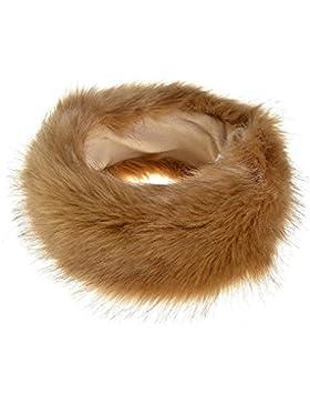 gris de la señora caliente de invierno de punto de punto trenzado boina holgada del ganchillo Beanie Cap sombrero...
