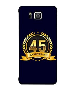 PrintVisa Designer Back Case Cover for Samsung Galaxy Alpha :: Samsung Galaxy Alpha S801 :: Samsung Galaxy Alpha G850F G850T G850M G850Fq G850Y G850A G850W G8508S :: Samsung Galaxy Alfa (Life Love Occasions Aniversary Vision Celebrations)