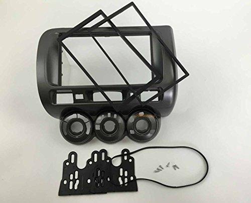autostereo 11–464Autoradio Einbaurahmen für Honda Fit Jazz Honda Fit Jazz 2002–2008LINKS Hand KFZ Radio Installation Rahmen HONDA Fit Jazz-INDASH 2-DIN Audio Installation Kit Rahmen Faszie