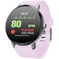 SJZC V11 Reloj Inteligente Ip67 A Prueba De Agua Vidrio Templado Actividad Fitness Tracker Monitor De