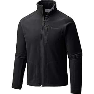Columbia Fast Trek Ii Full Zip Fleece Black XS
