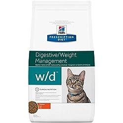 Hills VET Diet Feline w/d, 1er Pack (1 x 5 kg)