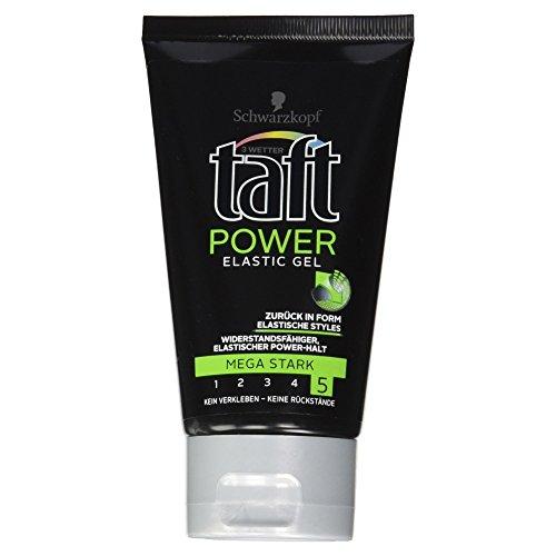 3 Wetter Taft Gel Power Elastic mega starker Halt 5, 150 ml