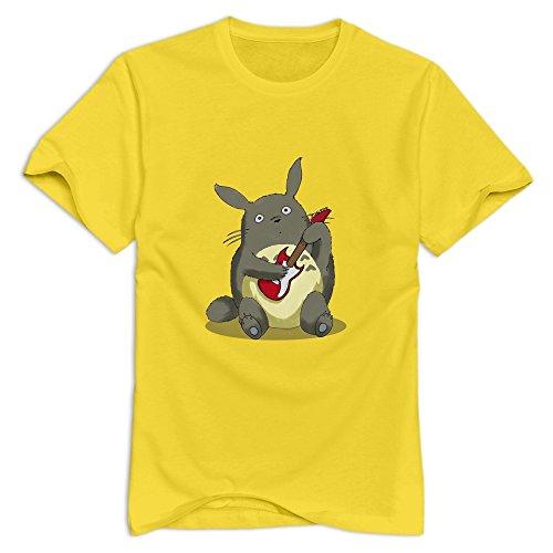 KST Herren T-Shirt Gr. Small, Gelb - Gelb (Beatles-tie-dye-t-shirt)