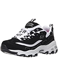 Skechers Damen D'lites-Biggest Fan Sneaker