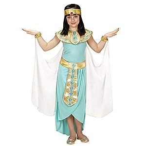 WIDMANN Disfraz de Reina egipcia Azul para niña - 8-10 años