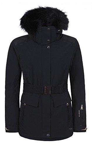Luhta Damen Skijacket Benita L7 838425 393L7 990 black (40)