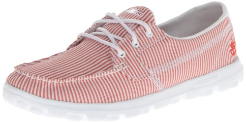 Skechers on-the-GO Sail Damen Sneakers Rot (RDW)
