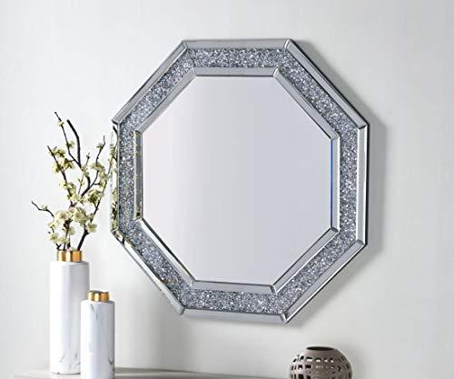- DECORARTE - Espejos Modernos - Espejo Diamante Octogonal