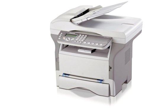 Philips MFD 6050 Multifunktionsgerät (Fax, Scanner, Kopierer und Laser-Drucker) -