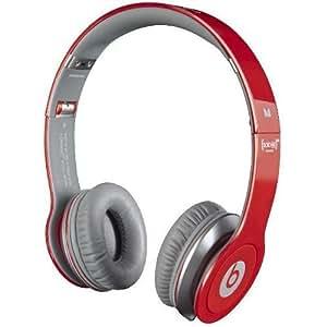 Monster Beats by Dr. Dre Solo HD Product RED High Definition OverEar-Kopfhörer (faltbares Design, ControlTalk) rot