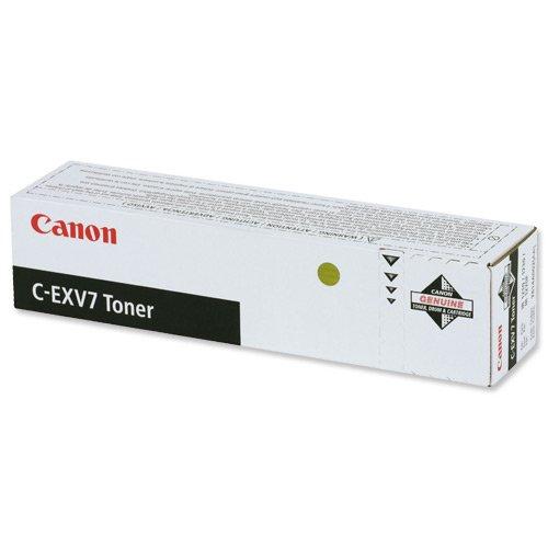 Canon 7814A002 C-EXV 7 Tonerkartusche schwarz 5.300 Seiten (Trade-in-programm Bücher)