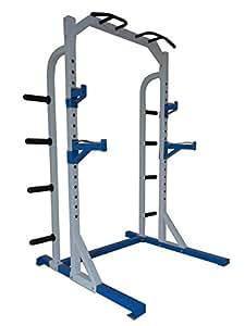 Total Body Base Heavy Duty moitié squats Cage machine