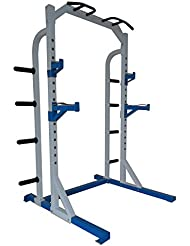 Total cuerpo base resistente de media potencia accesorio de jaula de sentadillas máquina