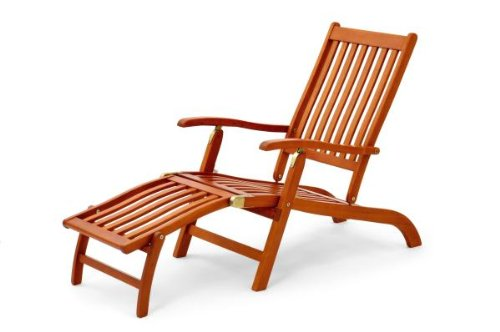 Belardo Deckchair, 57 x 136 x 90,5 cm