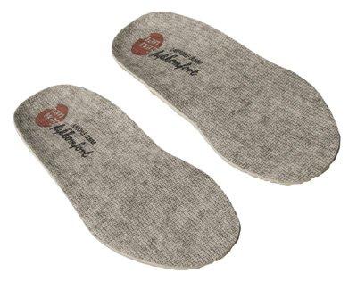 Hanwag Sohle Fußkomfort Einlegesohlen, Grau (Grau) 10.5 UK