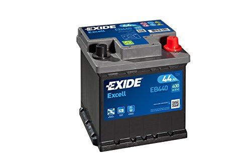 Preisvergleich Produktbild Exide EB440 EXCELL STARTERBATTERIE 12V 44AH 400A