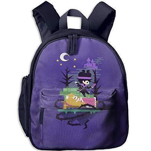 Sleeping Princess Toddler Kids Pre School Bag Cute 3D Print Children School Backpack