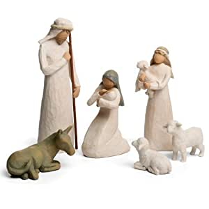 Willow Tree Nativity Figurine
