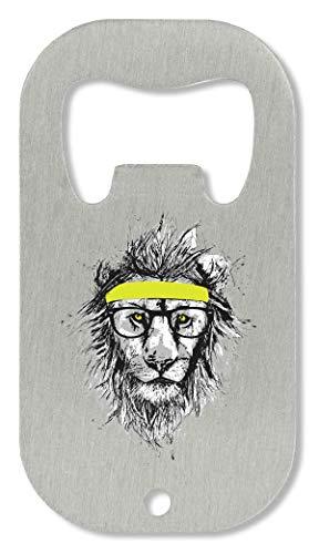 Z-Brand Lion Hipster Flaschenöffner