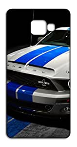 Happoz Shelby Car Samsung Galaxy J5 2017 back cover Mobile Phone Back Panel Printed Fancy Pouches Accessories Z1067